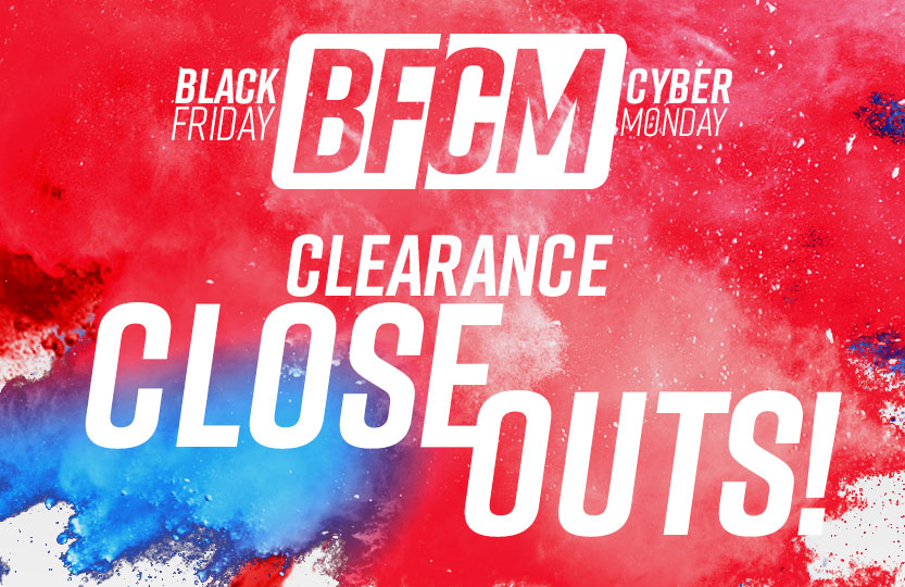 BFCM Clearance Closeouts