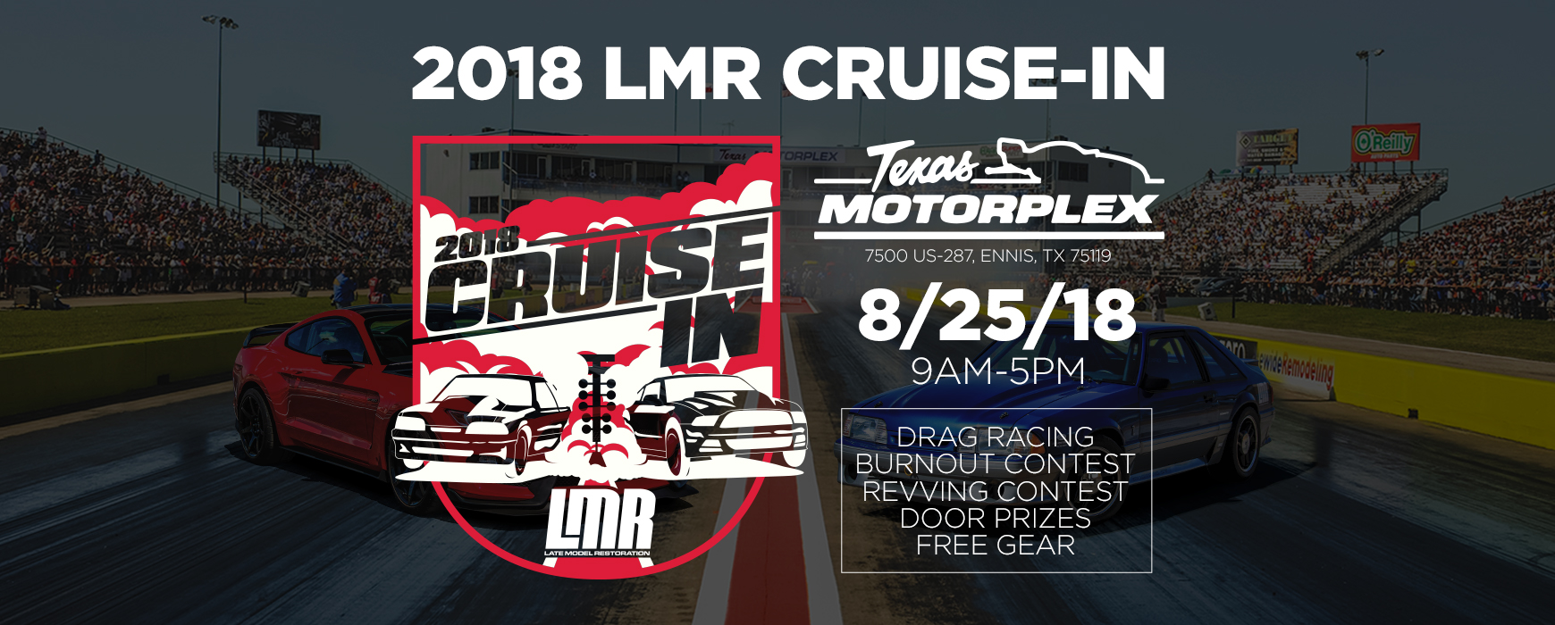 LMR Cruise-In