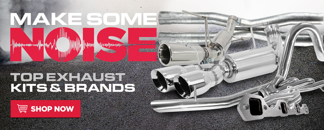 Ford Mustang Top Exhaust Kits & Brands