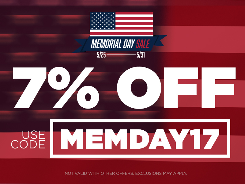 Memorial Day Coupon Memorial Day is a United States federal holiday which occurs every year on the final Monday of May. Memorial Day is a day of remembering the men and women who died while serving in the United States Armed Forces.