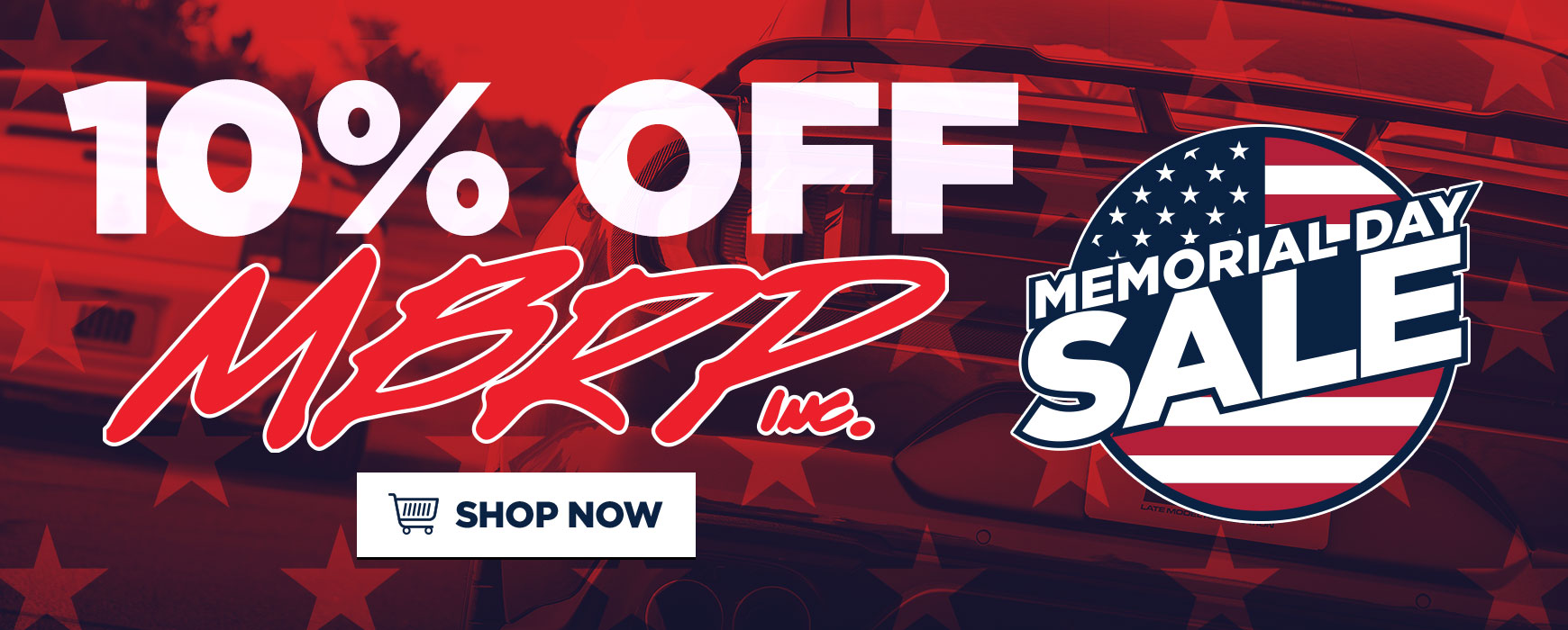 MBRP Mustang Parts On Sale