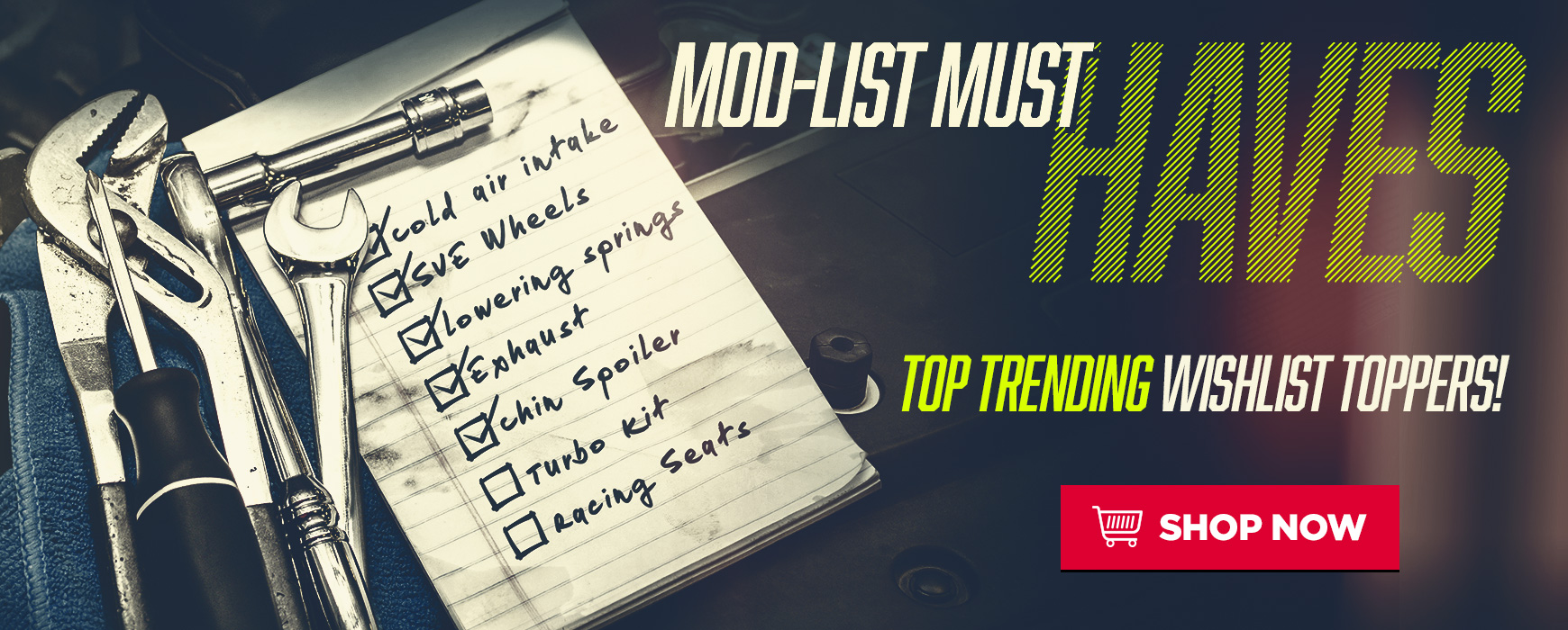 Mod List Must Haves!