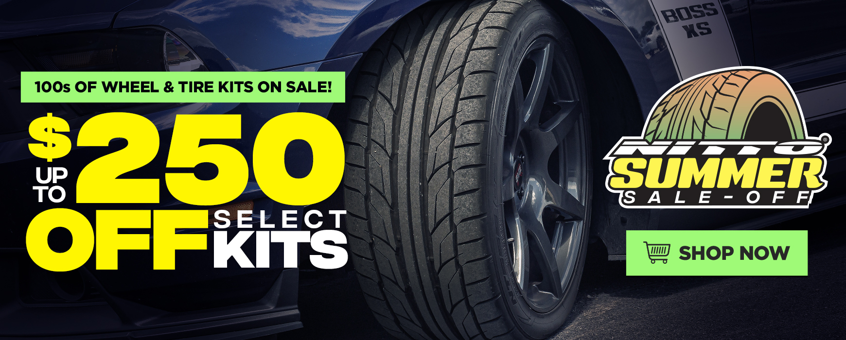 Nitto Summer SALE-OFF!