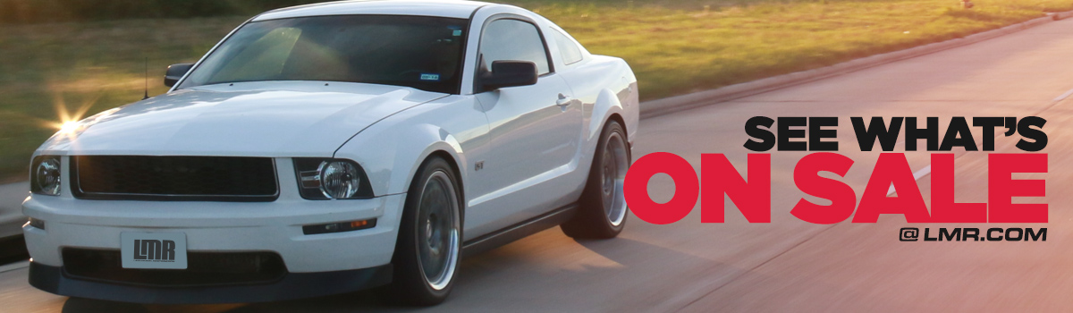 Mustang Parts On Sale