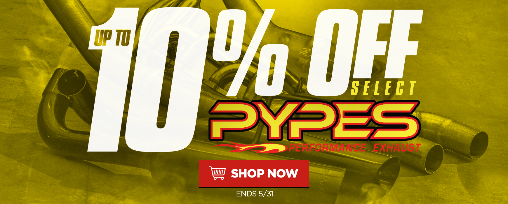 Pypes Summer Sale