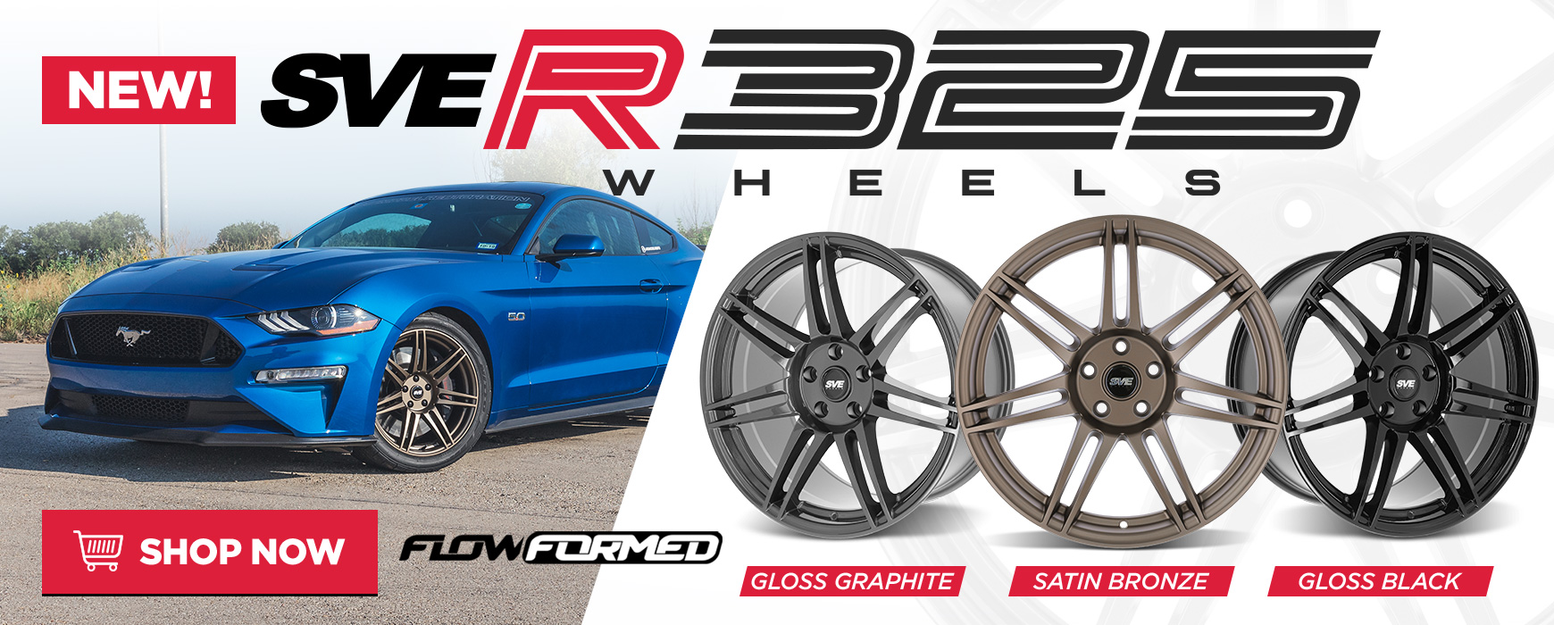 SVE R325 Wheels