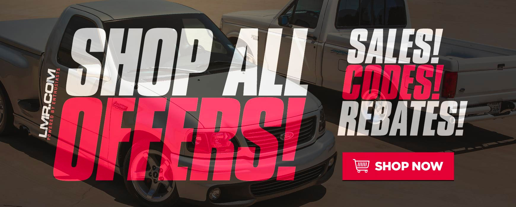 Ford Lightning Discount Codes & Sale Offers