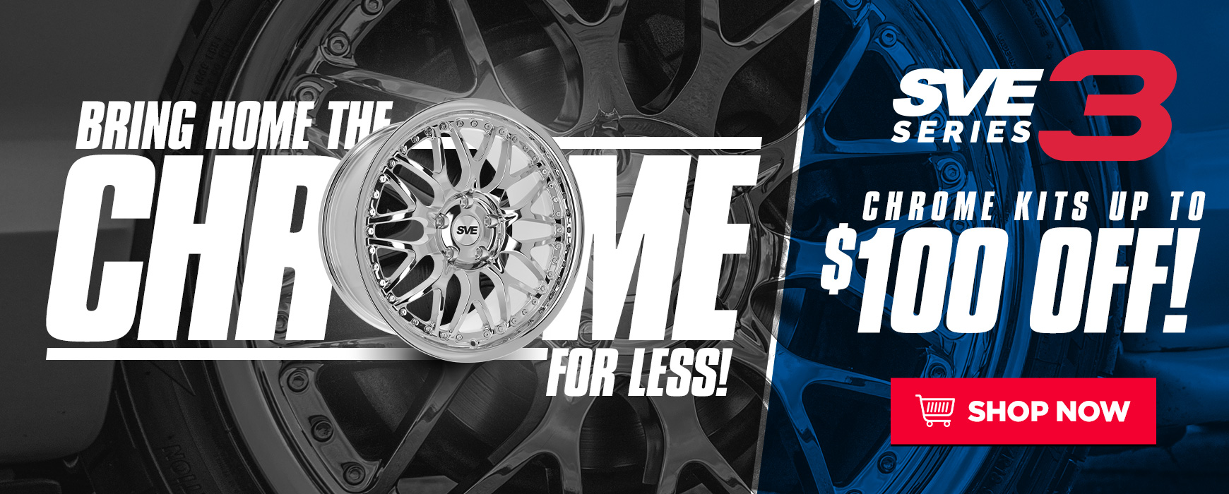 SVE Series 3 Wheels On Sale