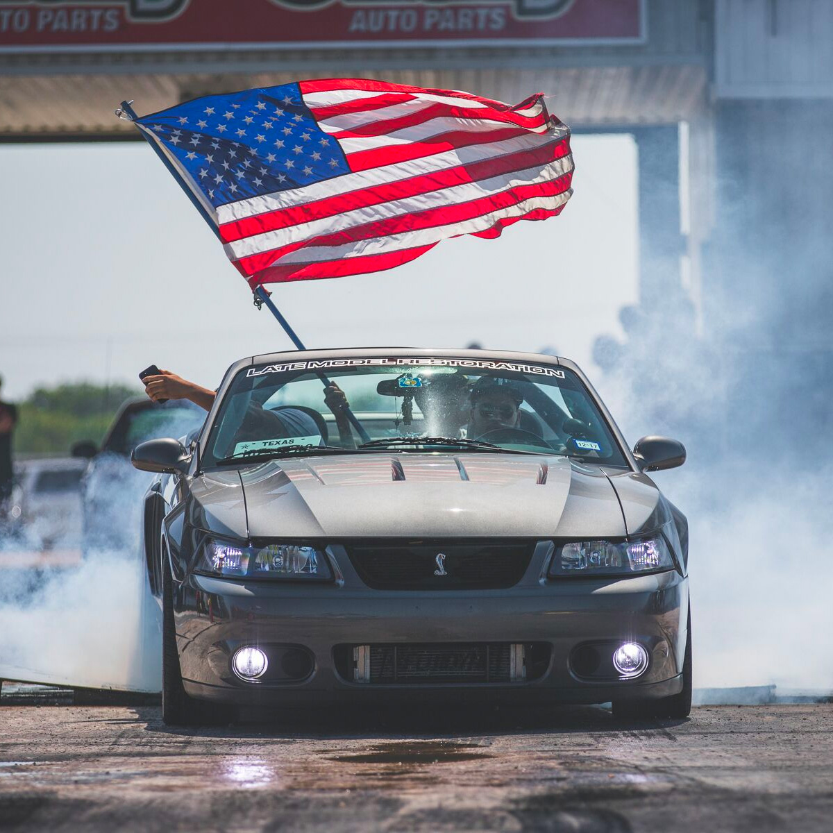 2003 Cobra Burnout